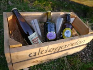 Local ale hamper