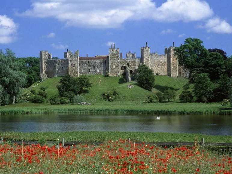 framlingham castle english heritageweb